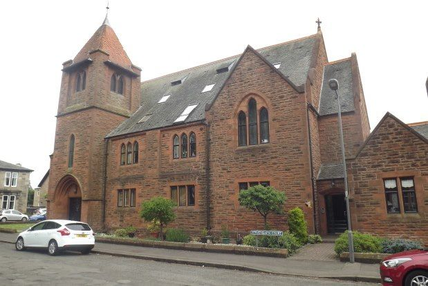Thumbnail Flat to rent in Strathearn Court, Grangemouth
