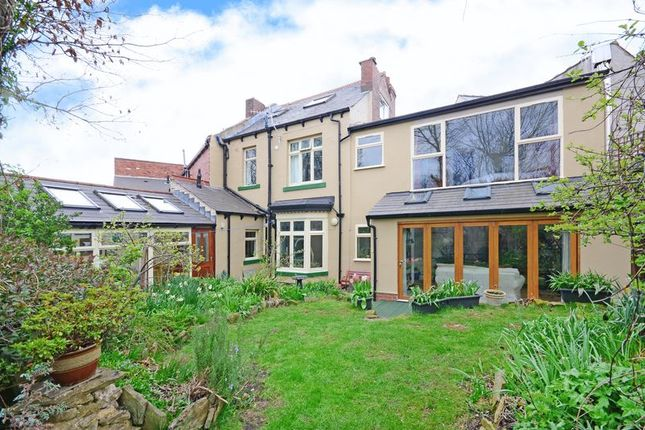 Thumbnail Terraced house for sale in Hunter House Road, Hunters Bar, Sheffield