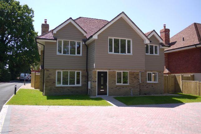 Thumbnail Detached house for sale in Folders Grange, Folders Lane, Burgess Hill