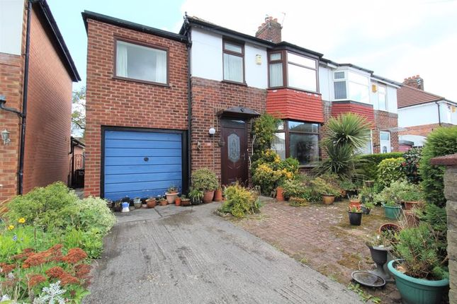 Thumbnail Semi-detached house for sale in Sandilands Road, Wythenshawe, Manchester