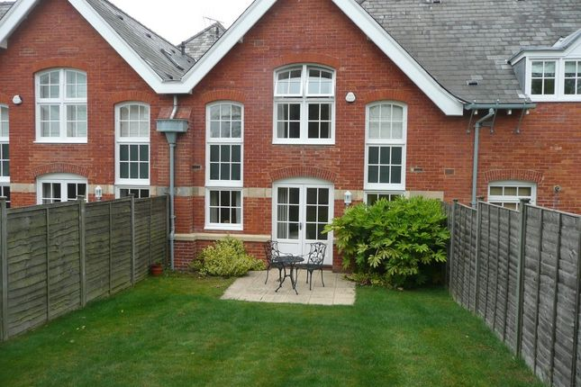 Thumbnail Terraced house to rent in Millennium Court, Basingstoke
