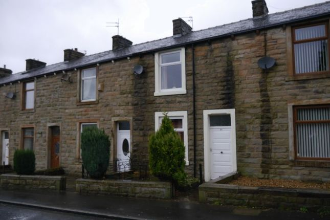 Thumbnail Terraced house for sale in Station Road, Huncoat, Accrington