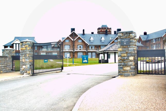 Thumbnail Flat for sale in Apartment 32 At The Links, Rest Bay, Porthcawl