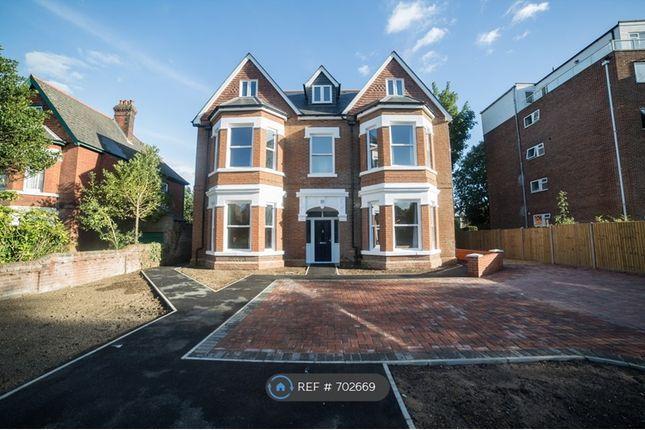 Winn Road, Southampton SO17
