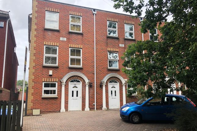 Thumbnail Town house for sale in Millbrook Road East, Freemantle, Southampton