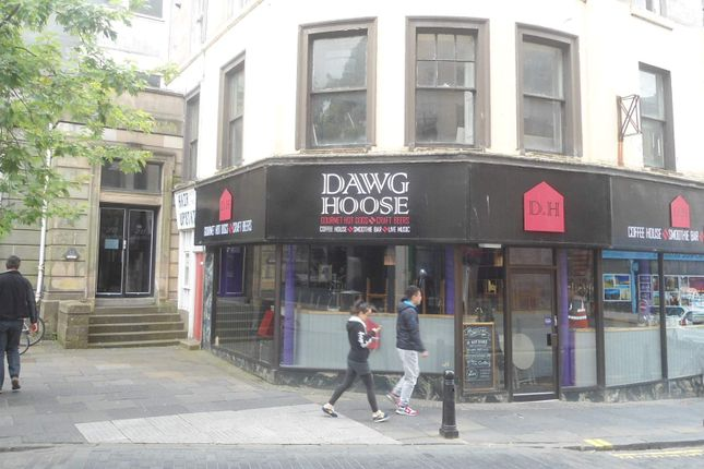 Thumbnail Retail premises for sale in 44 King Street, Stirling