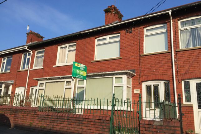 3 bed property to rent in Coronation Street, Aberkenfig, Bridgend