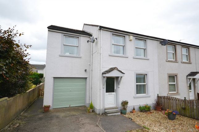 Thumbnail End terrace house for sale in Lingley Fields, Frizington, Lingley Fields, Frizington, Cumbria