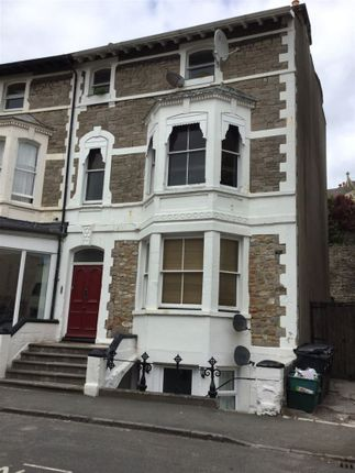 Thumbnail Flat to rent in Upper Church Road, Weston-Super-Mare