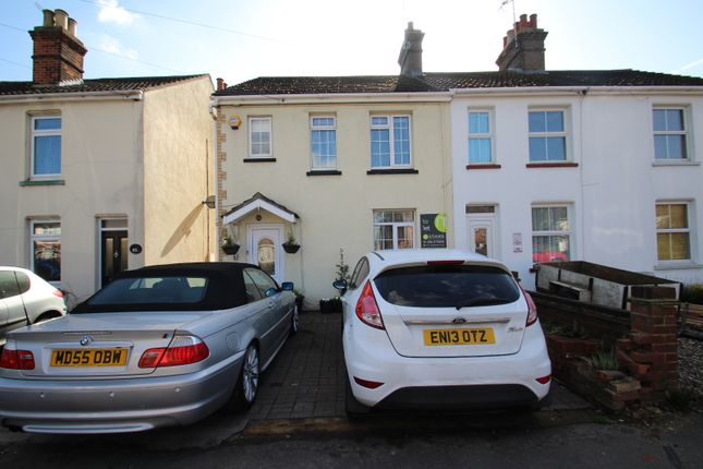 Thumbnail Semi-detached house to rent in Mill Road, Mile End, Colchester