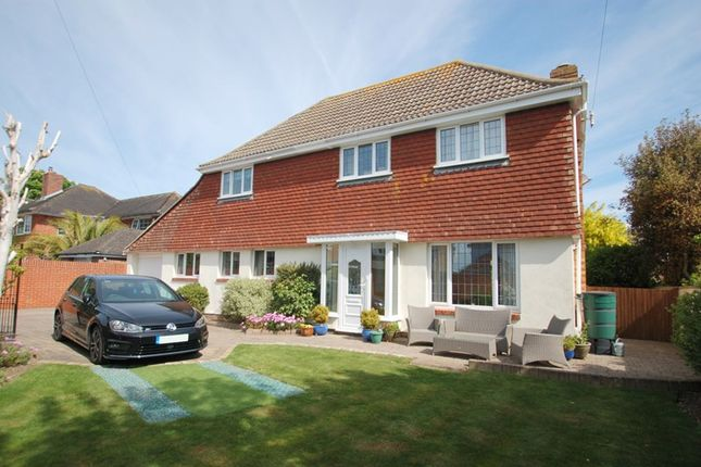 Thumbnail Detached house for sale in Palmerston Way, Alverstoke, Gosport
