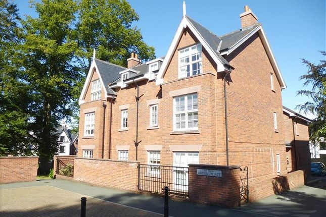 Thumbnail Flat to rent in Millwood Drive, Hartford, Northwich