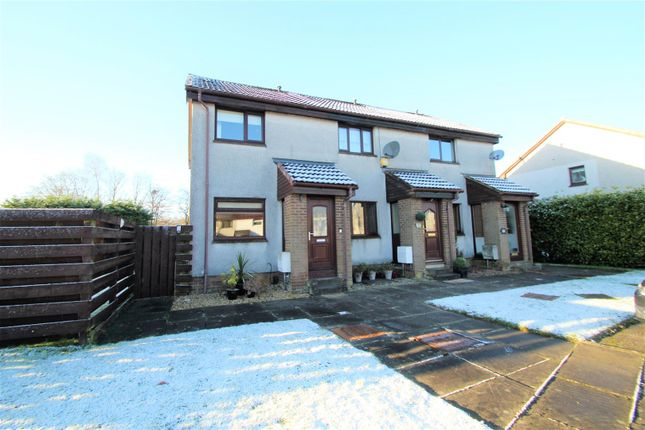 2 bed terraced house for sale in Bankton Green, Livingston EH54