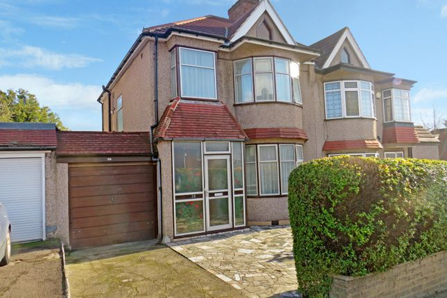 Thumbnail Semi-detached house for sale in Greenford Road, Harrow, Middlesex