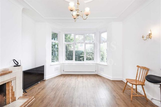 Thumbnail Semi-detached house to rent in Hardinge Road, Kensal Rise, London