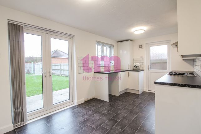 3 bed end terrace house to rent in Hill House Drive, Chadwell St. Mary, Grays RM16