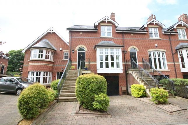 Thumbnail Town house to rent in The Old Station, Dunadry, Antrim