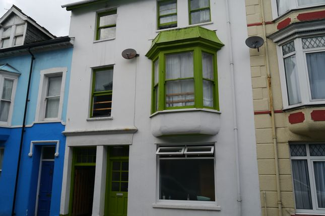 Thumbnail Terraced house to rent in Cambrian Street, Aberystwyth