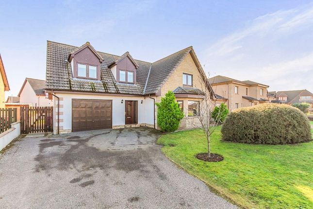 Thumbnail Detached house for sale in Birnie Road, Elgin
