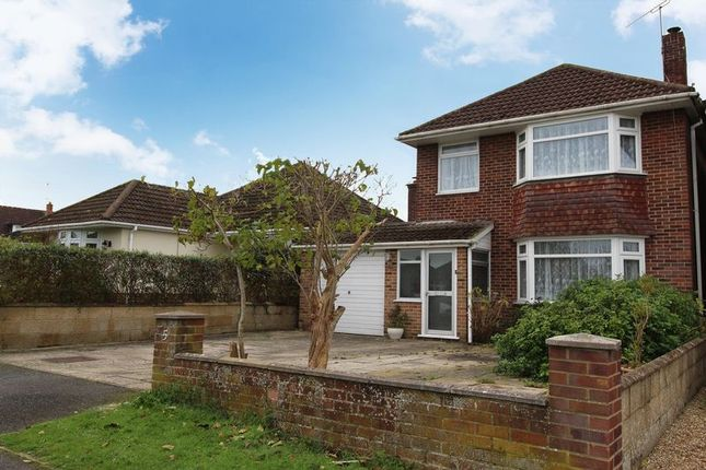 Thumbnail Detached house for sale in Bartley Avenue, Totton, Southampton