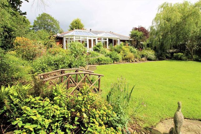 Thumbnail Detached bungalow for sale in Eskdale Close, Fulwood, Preston