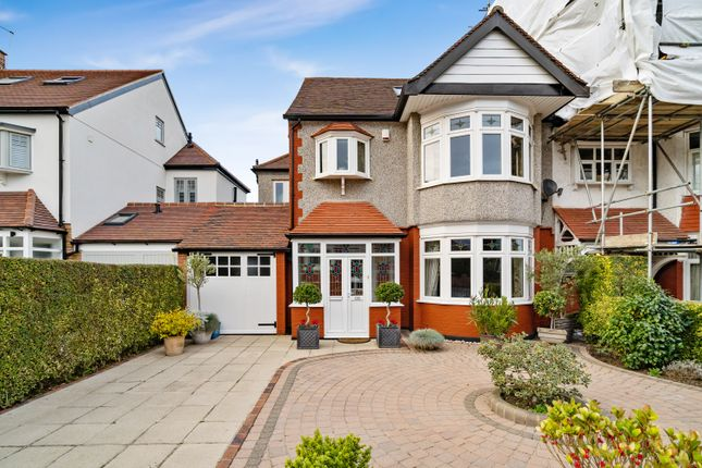 5 bed semi-detached house for sale in Overton Drive, London E11