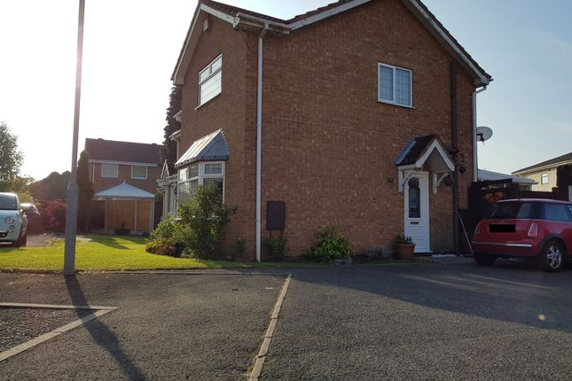 Thumbnail End terrace house for sale in Seaton Close, Wednesfield, Wolverhampton