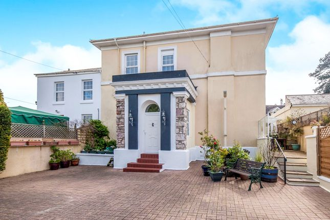 Thumbnail Semi-detached house for sale in Ash Hill Road, Torquay