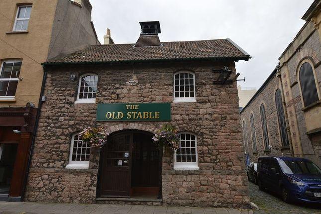 Thumbnail Pub/bar for sale in Wadham Street, Weston-Super-Mare