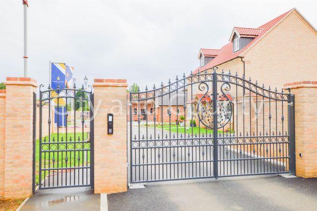 Thumbnail Detached house for sale in Minuet Village, Minuet Paddocks, Coates