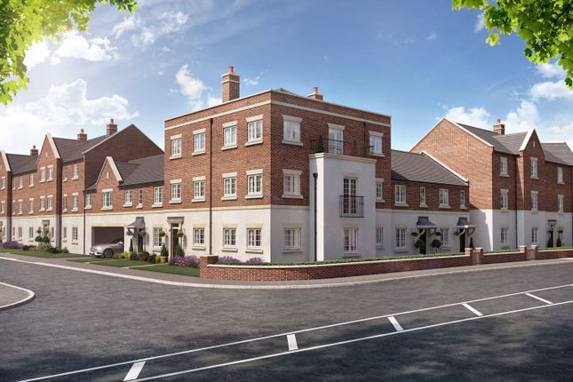 Thumbnail Mews house for sale in Winnington Old Lane, Northwich