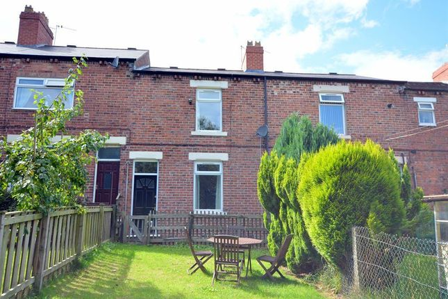 Thumbnail Terraced house for sale in Millbank Terrace, Eldon Lane, Bishop Auckland