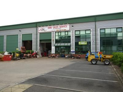 Thumbnail Light industrial to let in 3 Hermes Court, Hermes Close, Tachbrooke Park, Warwick, Warwickshire