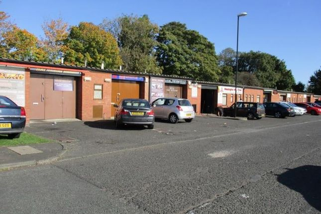 Thumbnail Light industrial to let in Castellian Road, Wessington North Industrial Estate, Sunderland