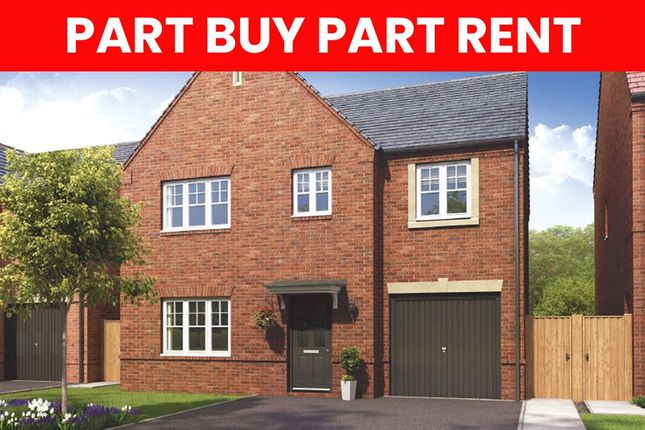 """4 bed property for sale in """"The Chelmsford."""" at Scrooby Road, Harworth, Doncaster DN11"""