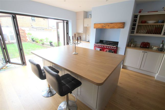 Thumbnail Terraced house to rent in Vicarage Road, Southville, Bristol