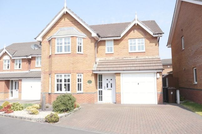 4 bed detached house for sale in Perceval Way, Hindley, Wigan