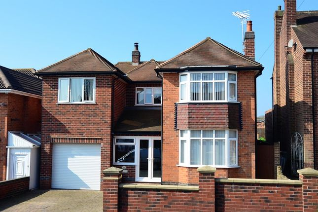 Thumbnail Detached house for sale in Glebe Rise, Littleover, Derby