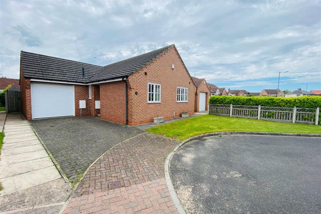 Detached bungalow for sale in Nursery Close, Hemingbrough, Selby