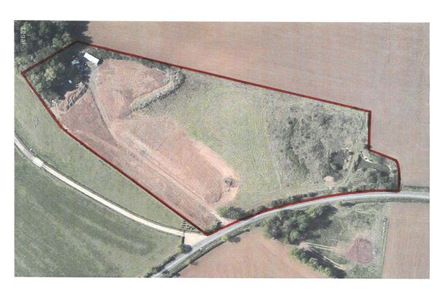 Thumbnail Land for sale in Melchbourne Road, Riseley