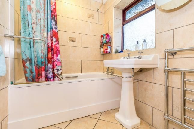 Bathroom of Woodlands Drive, Leyland, Lancashire PR25