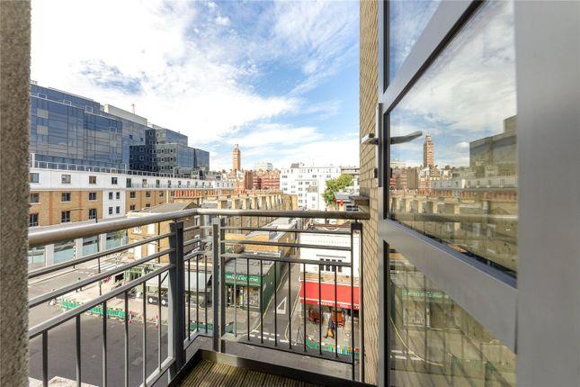Balcony of Pimlico Place, 28 Guildhouse Street, Pimlico, London SW1V