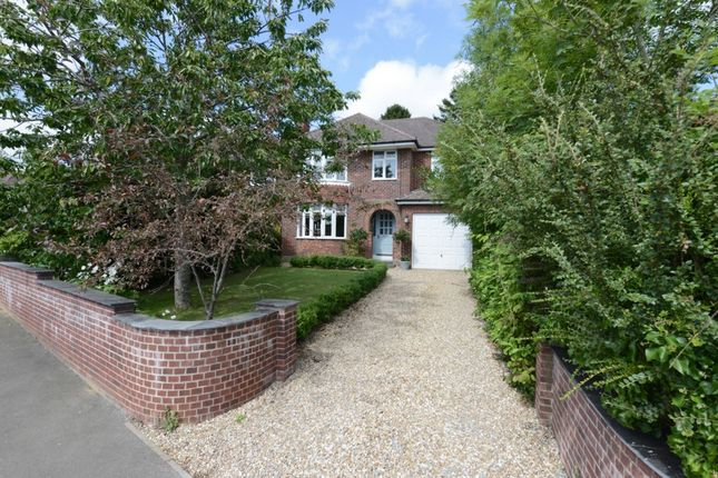 Thumbnail Detached house for sale in Beaconfield Road, Yeovil