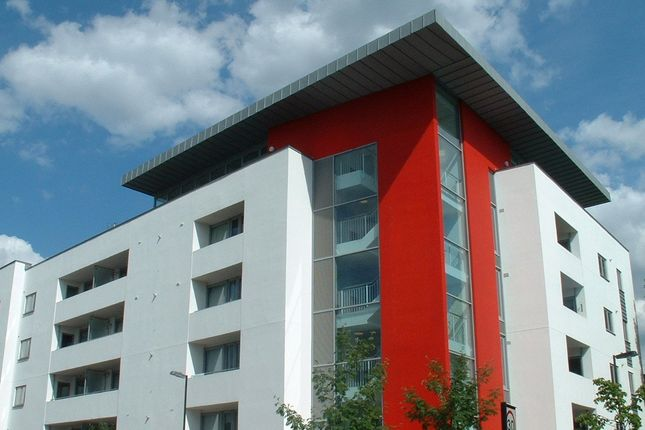 Thumbnail Flat to rent in Eugenia Road, Surrey Quays, London