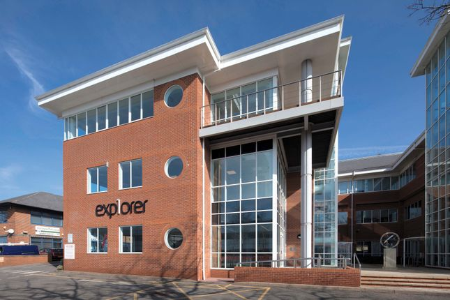 Thumbnail Office to let in Explorer 1, Fleming Way, Crawley