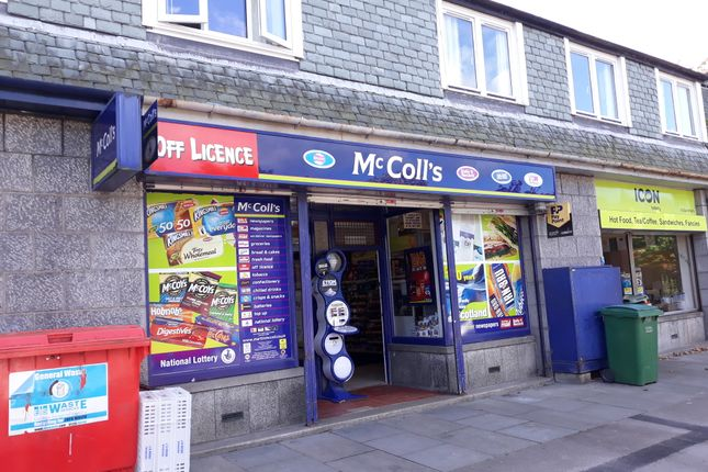 Thumbnail Retail premises for sale in Abbotswell Crescent, Aberdeen