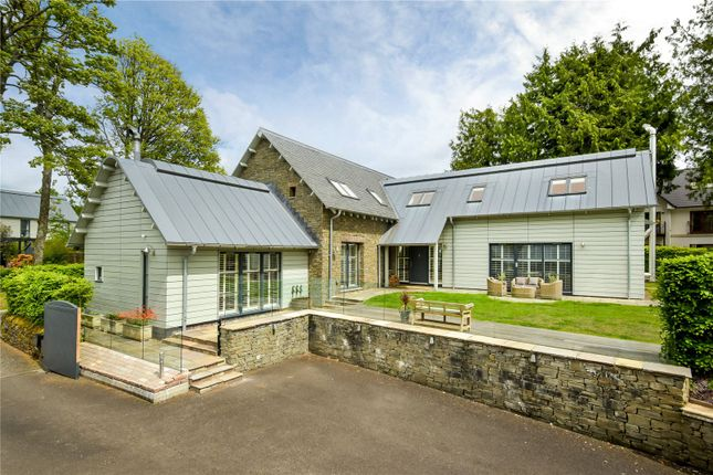 Thumbnail Detached house for sale in Autumn House, Glen Road, Dunblane, Perthshire