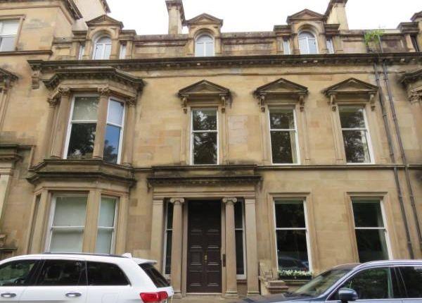 Thumbnail Flat to rent in Flat 5, 5 Devonshire Terrace, Glasgow