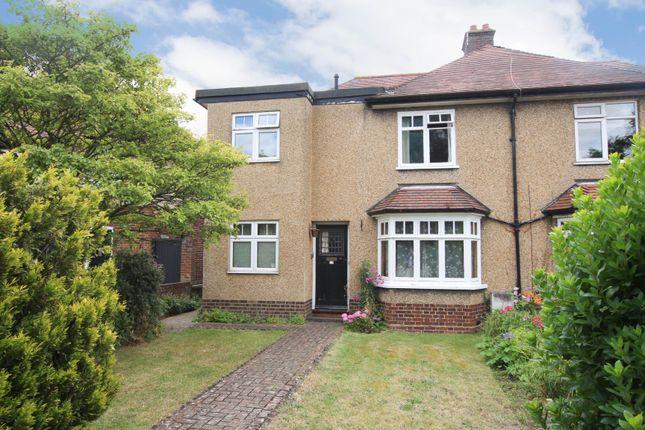 4 bed semi-detached house for sale in Milton Road, Cambridge CB4