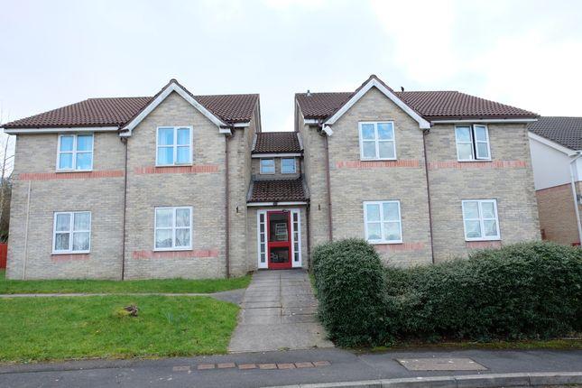 Thumbnail Flat to rent in Ffordd Cynghordy, Llansamlet, Swansea
